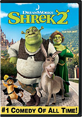 Shrek 2 Dvd Blu Ray Easter Eggs
